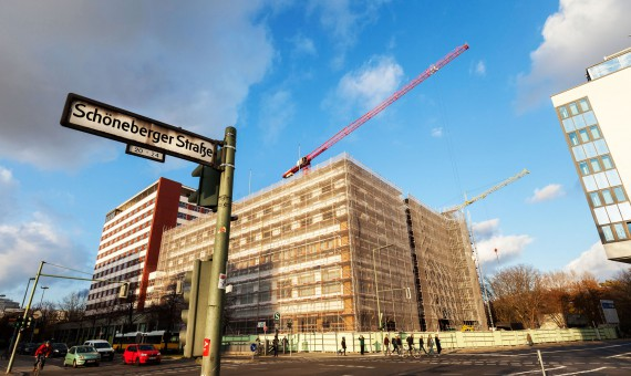 Geschäftskunde – Berlin-Mitte